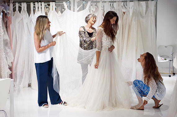 A Guide: Wedding Dress Shapes to Suit your Body Type